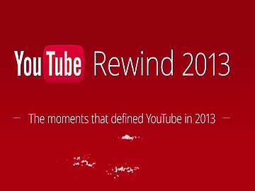 """Read more about the article Youtube Rewind 2013 chính thức """"xuất xưởng"""""""