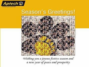 CEO Aptech Toàn Cầu gửi lời chúc Giáng Sinh đến Hanoi- Aptech