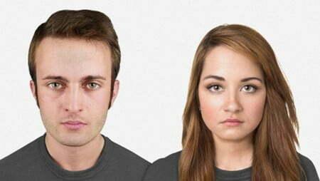 """""""Chân dung"""" tiến hóa của khuôn mặt loài người 100.000 năm tới-2"""