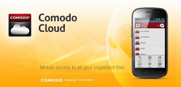 Giải pháp sao lưu trực tuyến với Comodo Cloud