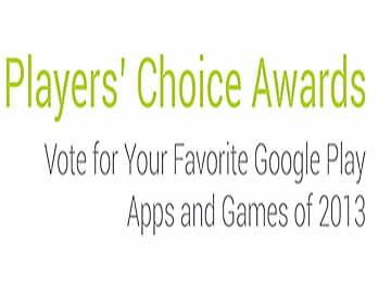 """Google công bố """"những gì hay nhất"""" trên Google Play năm 2013"""