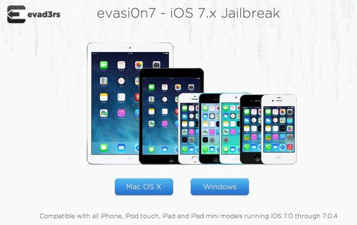 Read more about the article Đã có công cụ Jailbreak iOS 7 hiệu quả