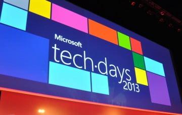 """Microsoft TechDays 2013 với chủ đề """"Sức mạnh từ đám mây"""""""