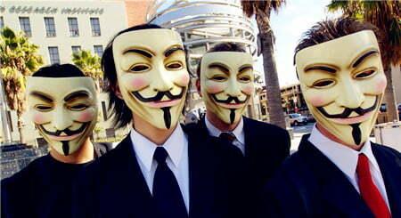 """Một phút làm hacker Anonymous """"đắt đỏ""""-1"""