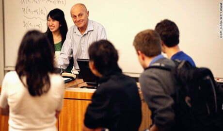 """Sinh viên Việt Nam thuộc """"Top"""" Toán và Khoa học Thế Giới"""