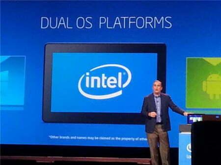 2 sản phẩm gây bất ngờ tại CES 2014 của Intel