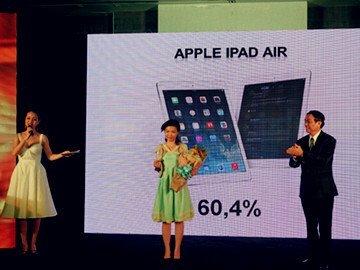 Apple chứng tỏ sức hút đặc biệt tại thị trường Việt Nam