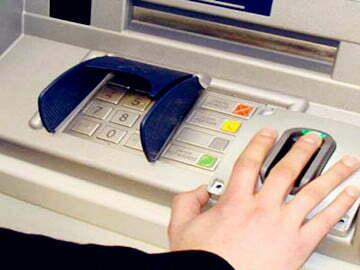 Eximbank sử dụng công nghệ vân tay khi rút tiền tại Việt Nam
