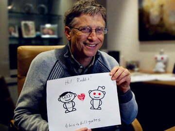 """Bill Gates và """"tâm thư"""" đầu năm dành cho hoạt động xã hội"""
