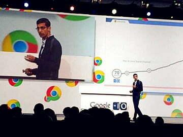Google tặng ngay 1 năm lương bổng khi hack được Chrome OS