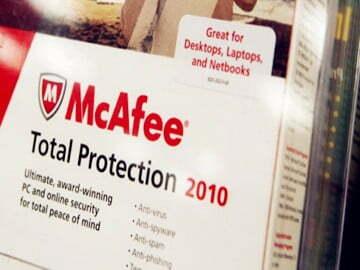 """Cái tên McAfee sắp """"mất tích"""" trên bản đồ công nghệ bảo mật"""
