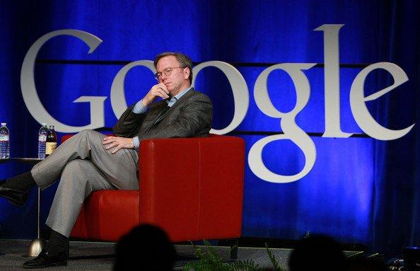 Sai lầm lớn nhất của CEO Eric Schmidt tại Google