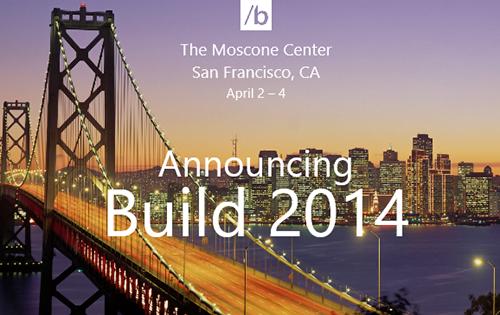 Vé hội thảo Build 2014 của Microsoft đã bán hết một cách nhanh chóng