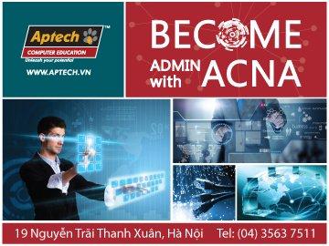 """Read more about the article Trở thành Quản trị mạng """"thần tốc"""" với ưu đãi từ Hanoi-Aptech"""