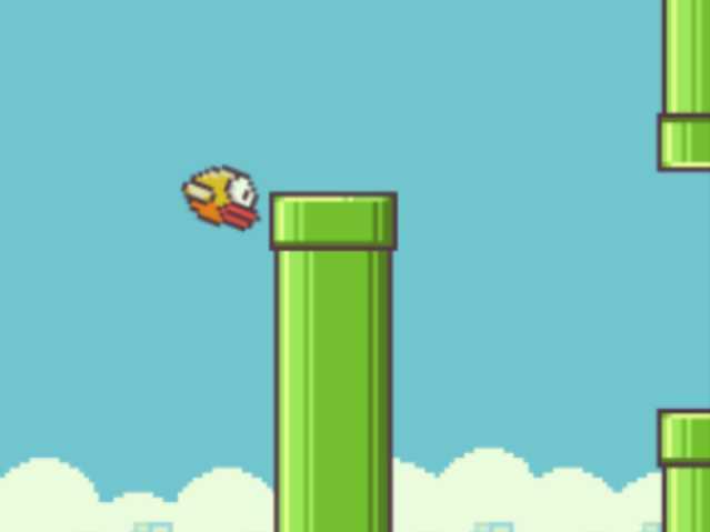Để không bị stress và đạt điểm thật cao trong Flappy Bird-1