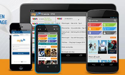 MyTV Net – ứng dụng xem truyền hình và phim trực tuyến