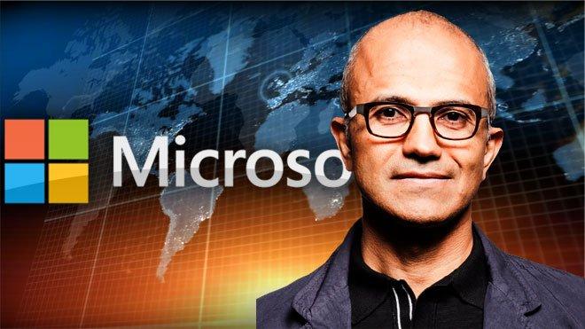 """""""Chân dung"""" Tân CEO của Microsoft -1"""