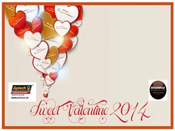 Đón Valentine yêu thương cùng Free Coupon Chocolate Cực HOT từ Hanoi- Aptech
