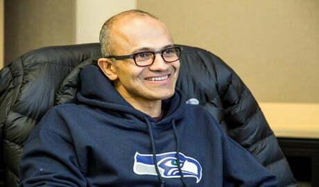CEO Microsoft và những miêu tả cá nhân thú vị