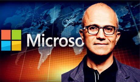 """""""Chân dung"""" Tân CEO của Microsoft"""