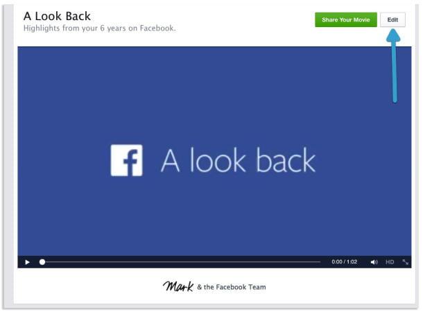 """Facebook kỉ niệm sinh nhật 10 năm với tính năng """"Look back"""""""