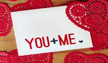 Tạo thiệp Valentine ngay trên Facebook