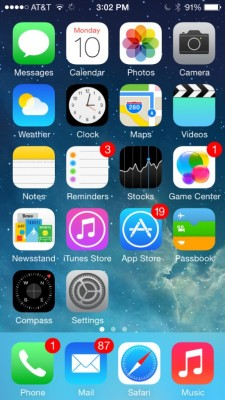 Hãy cài đặt iOS 7.1 nếu bạn dùng iPhone 4-1