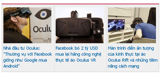 """Tại sao công nghệ thực tế ảo lại được các """"ông lớn"""" quan tâm?-2"""
