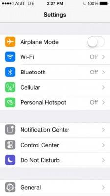 Hãy cài đặt iOS 7.1 nếu bạn dùng iPhone 4-2