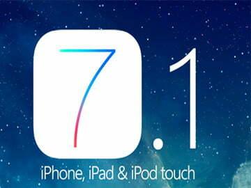 iOS7.1 và những thay đổi đáng chú ý