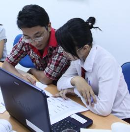 Read more about the article Lập trình, con đường từ yêu thích tới thành nghề
