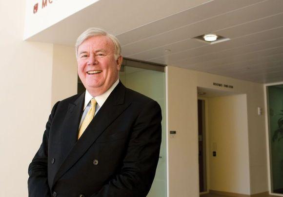 Tỉ phú McGovern, nhà sáng lập Tập đoàn IDG qua đời ở tuổi 76-1