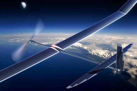 """Google """"qua mặt"""" Facebook thâu tóm công nghệ máy bay không người lái -1"""