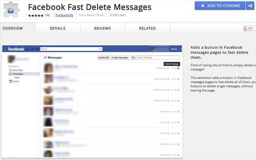 """2 cách xóa """"dấu vết"""" nội dung Facebook Chat vĩnh viễn-1-5"""