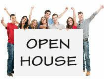 Lịch open house định kỳ