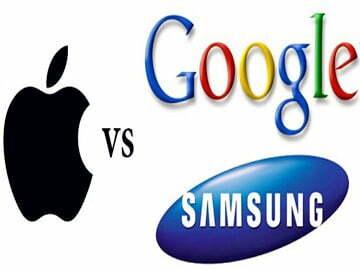 """Ẩn ý đằng sau """"cuộc chiến"""" 2 tỷ USD giữa Apple và Samsung"""