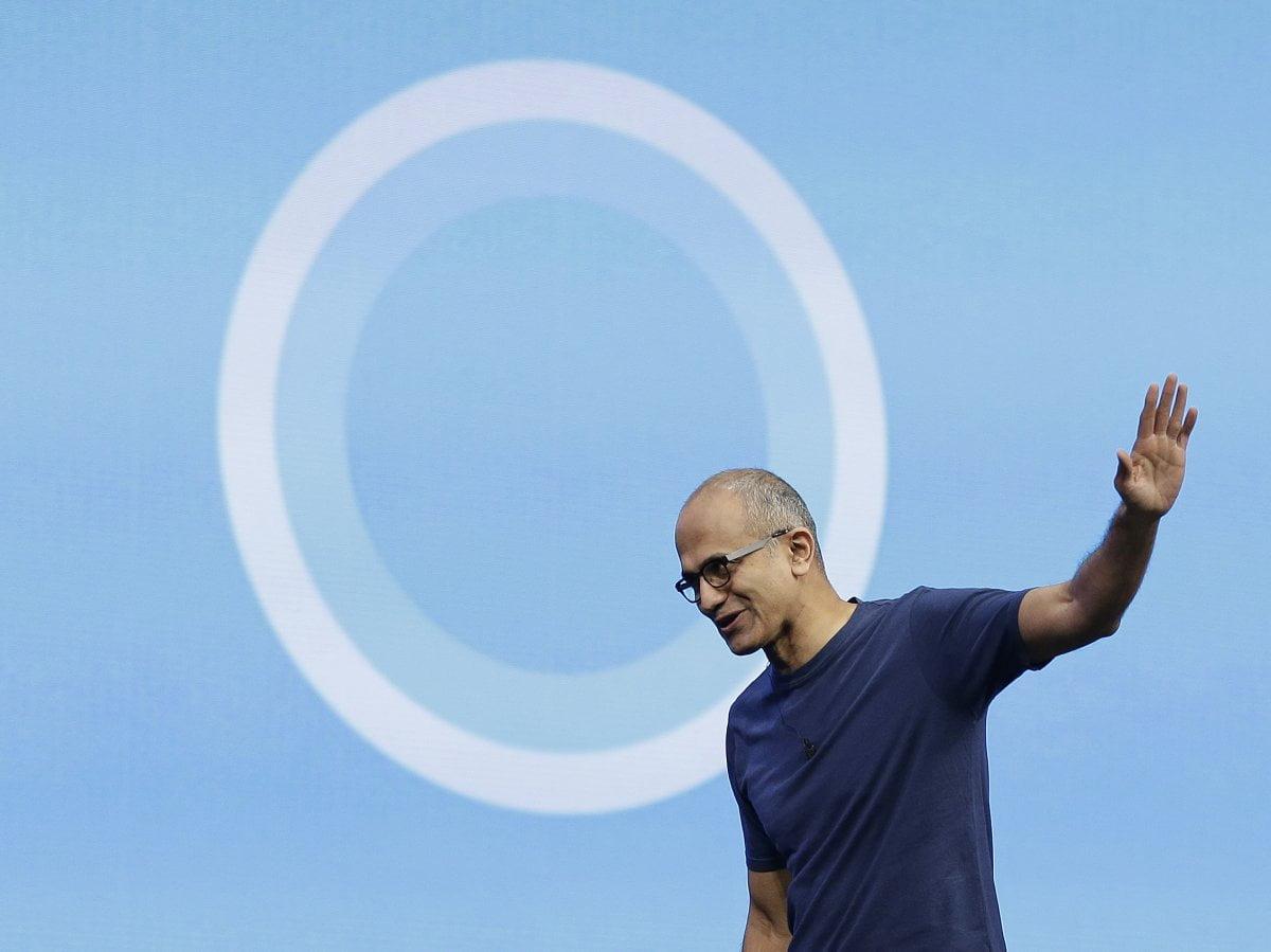 """Microsoft và con đường trở thành một """"khởi nghiệp"""" đầy tham vọng-1"""