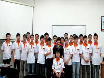 Hanoi – Aptech chào đón các tân lập trình viên nhập trường