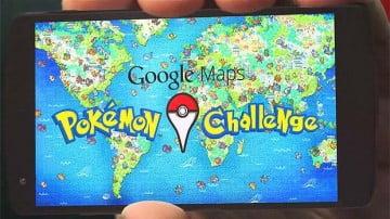 Google ra mắt game Pokemon Challenge chào mừng ngày cá tháng tư