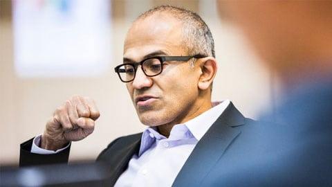 Microsoft ra thông báo sắp xếp lại các vị trí lãnh đạo