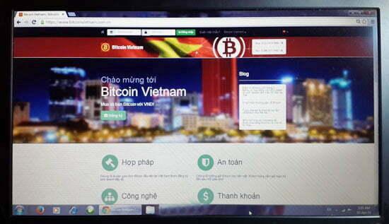 Sàn giao dịch Bitcoin đầu tiên tại Việt Nam sẽ khai trương vào cuối tháng. Anh 2