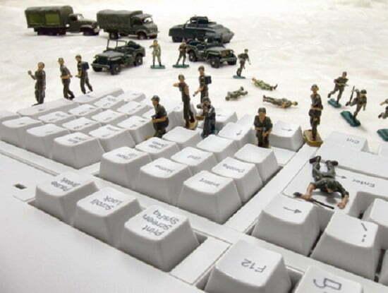 Khả năng xảy ra chiến tranh mạng Việt- Trung?-1