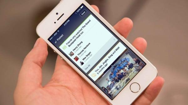 """Facebook cập nhật tính năng """"chia sẻ sở thích"""" trên iOS-1"""