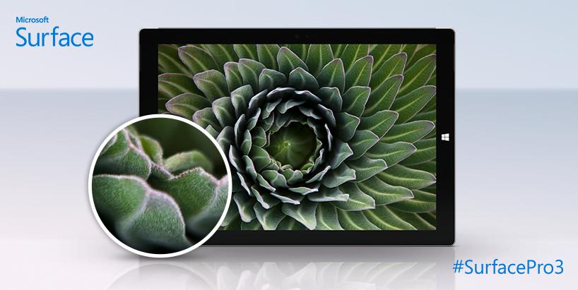 Siêu bền, màn hình cao cấp, vi xử lý Khủng, thiết kế tối ưu, Surface Pro 3 mang tới nhiều kỳ vọng cho người dùng trong phần giới thiệu ấn tượng.-3
