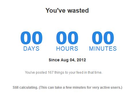 Công cụ đo lường thời gian bạn dành cho…Facebook-3