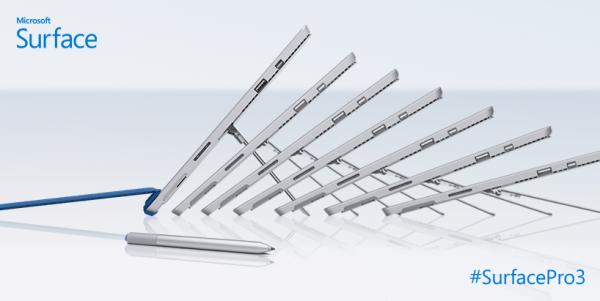 Siêu bền, màn hình cao cấp, vi xử lý Khủng, thiết kế tối ưu, Surface Pro 3 mang tới nhiều kỳ vọng cho người dùng trong phần giới thiệu ấn tượng.-2