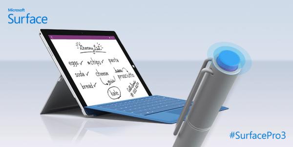 Siêu bền, màn hình cao cấp, vi xử lý Khủng, thiết kế tối ưu, Surface Pro 3 mang tới nhiều kỳ vọng cho người dùng trong phần giới thiệu ấn tượng.-5
