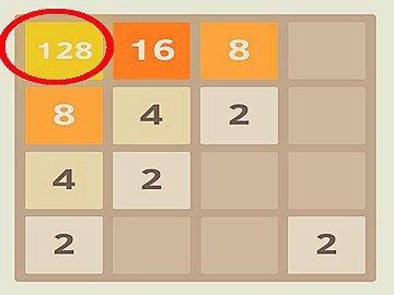 """Bí quyết """"phá đảo"""" game 2048"""