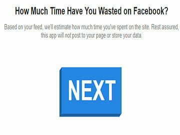 Công cụ đo lường thời gian bạn dành cho.. Facebook