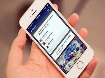 """Facebook cập nhật tính năng """"chia sẻ sở thích"""" trên iOS"""